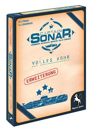 Captain Sonar - Volles Rohr Erweiterung