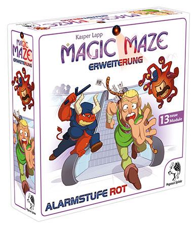 Magic Maze - Alarmstufe Rot Erweiterung