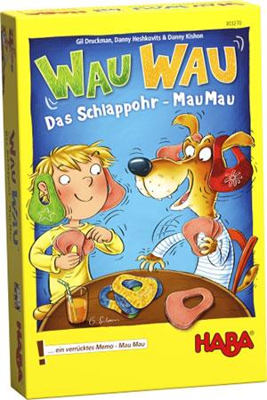 Wau Wau - Das Schlappohr-Mau Mau