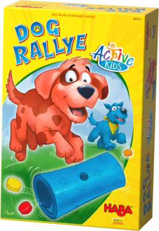 Dog-Rallye - Active Kids