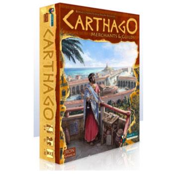 Carthago - Merchants & Guilds