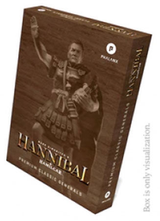 Hannibal & Hamilcar - Premium Classic Generäle
