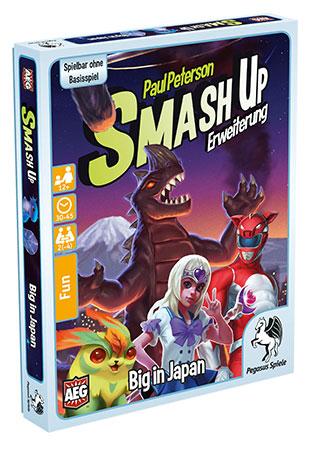 Smash Up! - Big in Japan Erweiterung