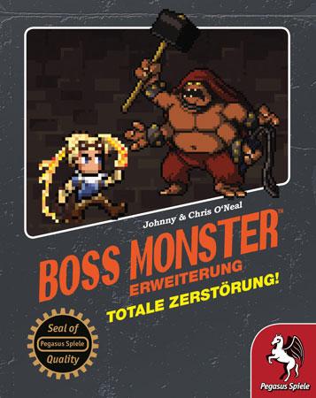 Boss Monster - Totale Zerstörung! Erweiterung