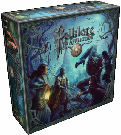 Folklore - The Affliction Core Game (engl.)