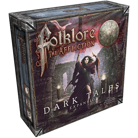 Folklore - The Affliction - Dark Tales Expansion (engl.)