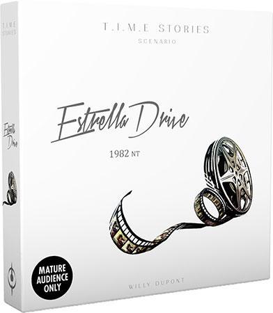 T.I.M.E Stories - Estrella Drive Erweiterungsszenario