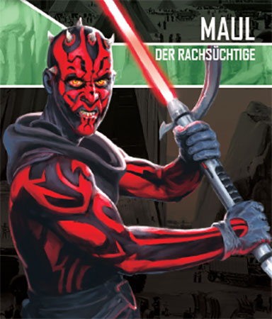 Star Wars: Imperial Assault - Maul der Rachsüchtige Schurken-Pack