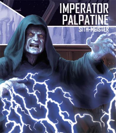 Star Wars: Imperial Assault - Imperator Palpatine Schurken-Pack