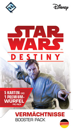 Star Wars: Destiny - Vermächtnisse Booster