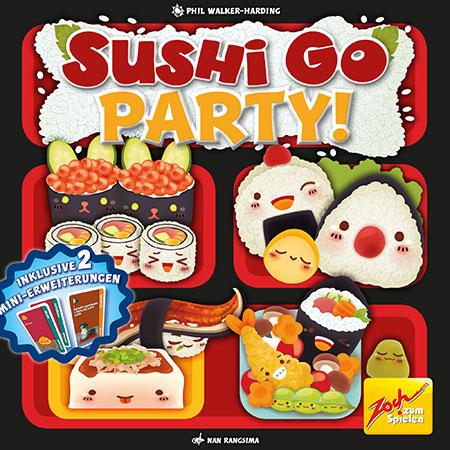 Sushi Go! - Party