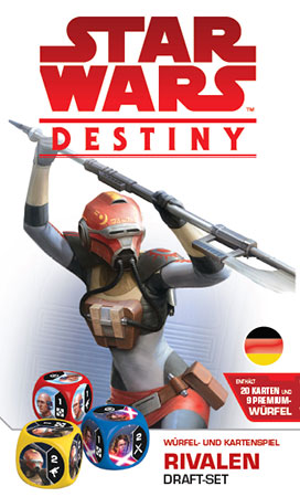 Star Wars: Destiny - Rivalen Draft-Set