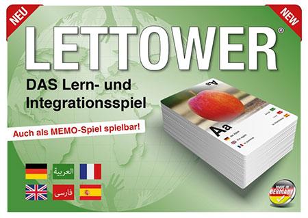 Lettower - Das Lern- und Integrationsspiel