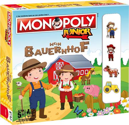 Monopoly - Junior Mein Bauernhof