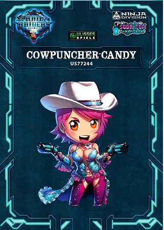 Rail Raiders: Infinite - Cowpuncher-Candy Erweiterung