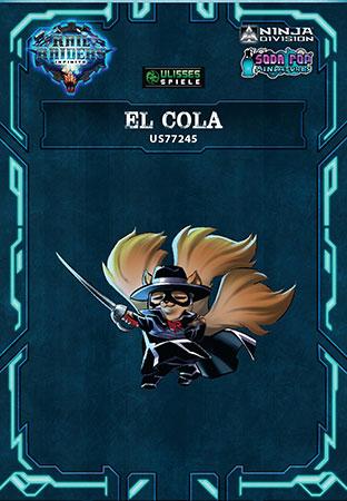 Rail Raiders: Infinite - El Cola Erweiterung