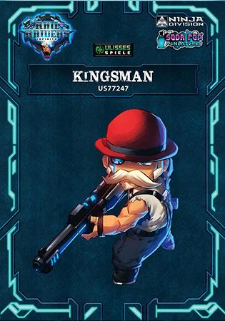 Rail Raiders: Infinite - Kingsman Erweiterung