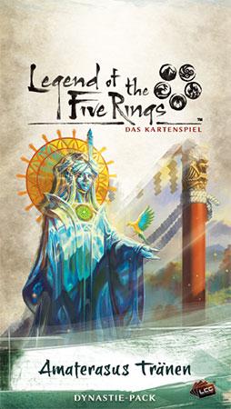 Legend of the 5 Rings - Das Kartenspiel - Amaterasus Tränen Dynastie-Pack (Kaiserreich 1)