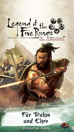 Legend of the 5 Rings - Das Kartenspiel - Für Ruhm und Ehre Dynastie-Pack (Kaiserreich 2)