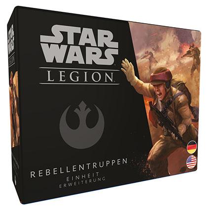 Star Wars: Legion - Rebellentruppen Einheit-Erweiterung