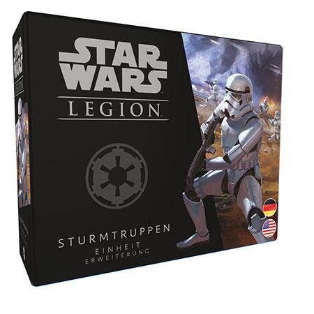 Star Wars: Legion - Sturmtruppen Einheit-Erweiterung