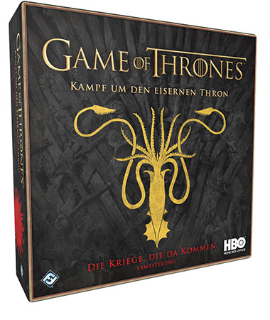 Game of Thrones - Kampf um den Eisernen Thron - Die Kriege, die da kommen Erweiterung