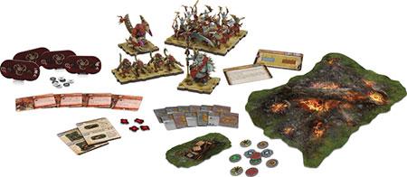 Runewars - Miniaturenspiel - Uthuk Y´llan Armee-Erweiterung