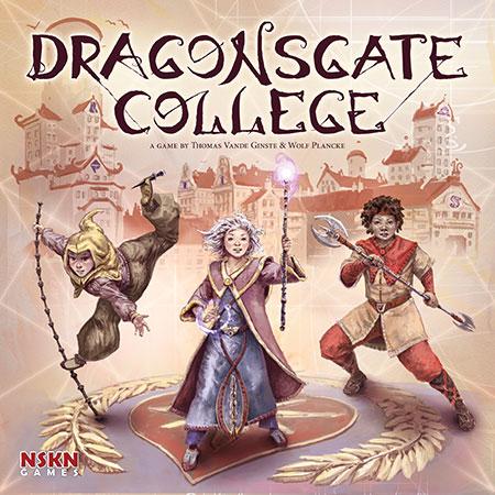 Dragonsgate College (engl.)