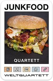 Junkfood Quartett