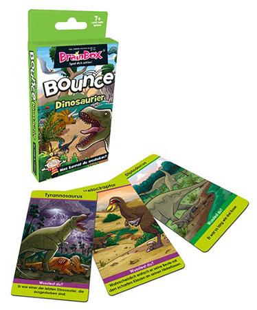 BrainBox - Bounce - Dinosaurier