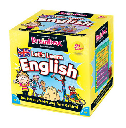 Brain Box - Let´s Learn English