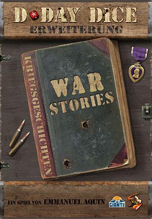 D-Day Dice 2nd Edition - Erweiterung 01: Kriegsgeschichten