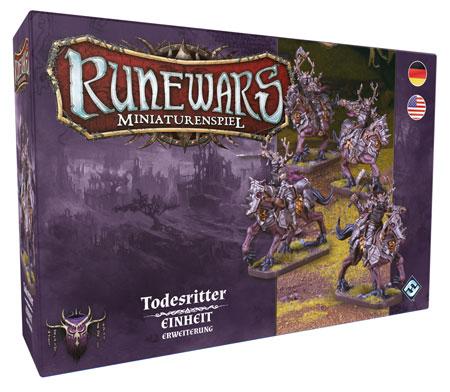 Runewars - Miniaturenspiel - Todesritter Einheit-Erweiterung