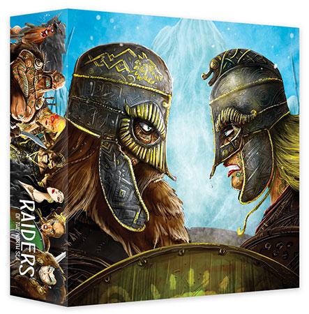 Raiders of the North Sea - Collectors Big Box (Sammlerbox)