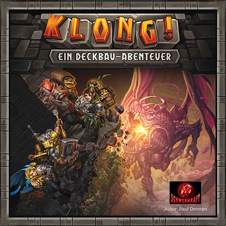 Klong! - Ein Deckbau-Abenteuer