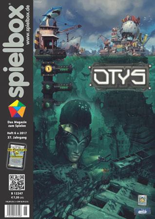 Spielbox 06/2017 englische Ausgabe
