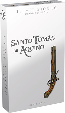 T.I.M.E Stories - Santo Tomas De Aquino Erweiterungsszenario
