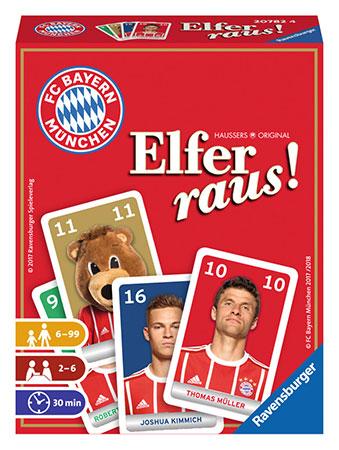 Elfer raus! - Bayern München Saison 2017/2018