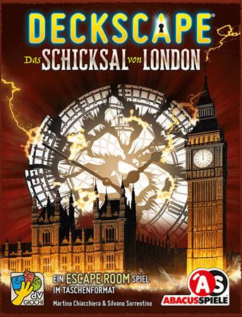 Deckscape – Das Schicksal von London