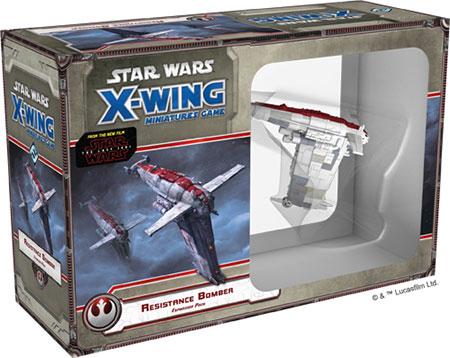 Star Wars: X-Wing - Bomber des Widerstands Erweiterungspack