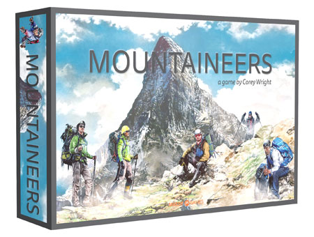 Mountaineers - Deluxe Edition (engl.)