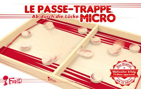 Passe-Trappe - Ab durch die Lücke (330x200)