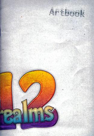 12 Realms - Artbook