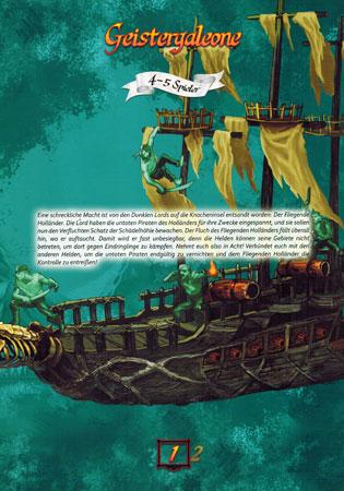 12 Realms - Ghost Galleon deutsches Übersetzungkit