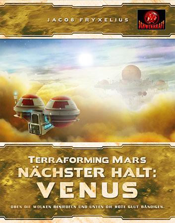 Terraforming Mars - Nächster Halt: Venus Erweiterung (dt.)