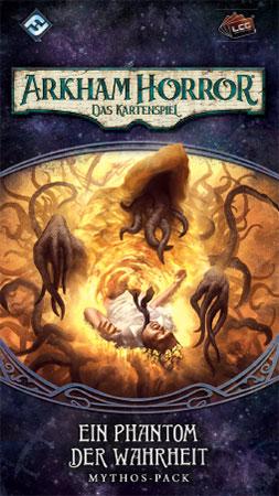 Arkham Horror - Das Kartenspiel - Ein Phantom der Wahrheit (Mythos-Pack Carcosa 3)