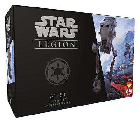 Star Wars: Legion - AT-ST Einheit-Erweiterung