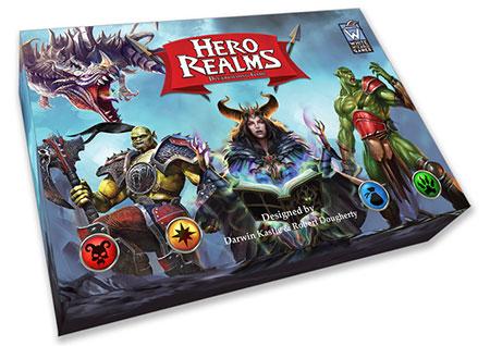 Hero Realms - Grundspiel