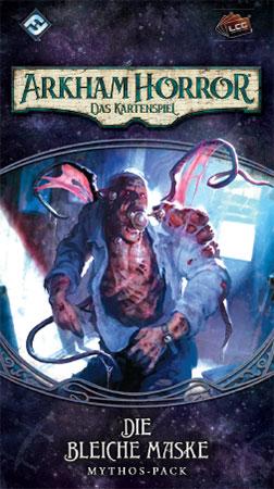Arkham Horror - Das Kartenspiel - Die Bleiche Maske (Mythos-Pack Carcosa 4)