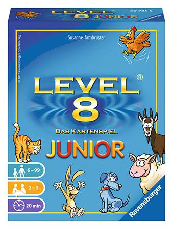 Level 8 - Junior